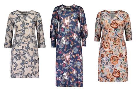 Tältä näyttävät suomalaisnaisten toiveiden innoittamat mekot. Doppwoman-mallisto sisältää kymmenen erilaista mekkoa.