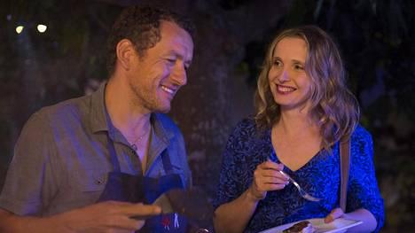 Dany Boon ja Julie Delpy muodostavat Lolo-komedian pääosissa mainion koomikkotiimin.