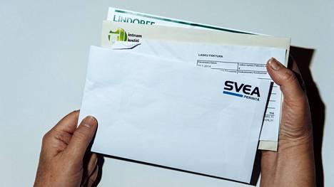 Suomalaisista lähes 400 000:lla on maksuhäiriömerkintä.