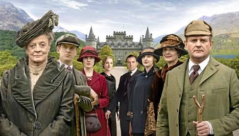 Vihjailut Downton Abbey -elokuvasta ovat vahvasti elossa.