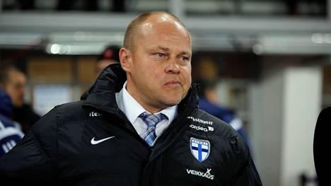 Mixu Paatelainen on Suomen maajoukkueen päävalmentaja.