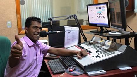 Radiojuontaja Joao Valdecir de Borba kuoli ampumavälikohtauksessa saamiinsa vammoihin.