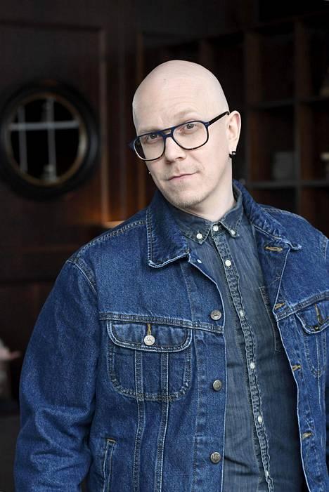 Toni Wirtanen on yksi The Voice of Finlandin tähtivalmentajista.
