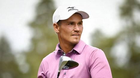 Kim Koivu varmisti paikkansa golfin Euroopan-kiertueella