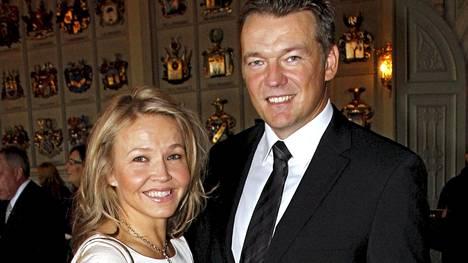 Marita Taavitsaisen ja Tomi Natrin yhteinen Hyvinkään koti meni kaupaksi puolentoista vuoden jälkeen. Pariskunta erosi helmikuussa 2018.