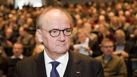 Sanoman suuromistaja Antti Herlin jättää yhtiön hallituksen.