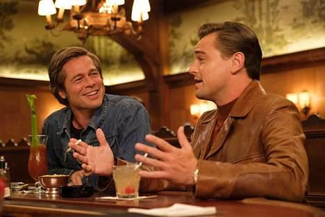 Brad Pitt ja Leonardo DiCaprio saivat molemmat Oscar-ehdokkuuden elokuvasta Once Upon a Time... in Hollywood.