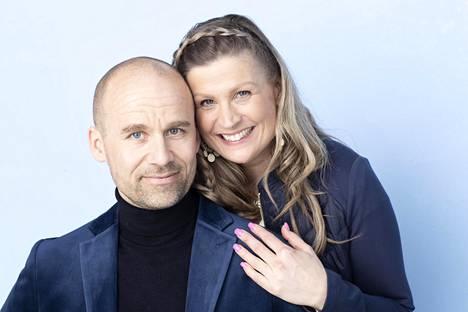 Jaakko Antikainen täytti kaikki 30 kohtaa Susanna Toropaisen laatimalta Unelmien puoliso -listalta.