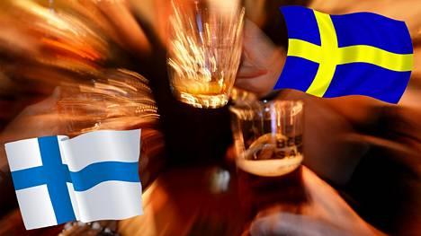 IS:n lukijat esittivät mielipiteensä ruotsalaisten ryypiskelykulttuurista.