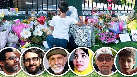 Christchurchin iskussa kuoli yhteensä 50 ihmistä.