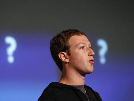 Facebookin perustaja Mark Zuckerberg voisi saada joka vuosi yli 150 miljoonan dollarin palkkion. Osakkeenomistajan mukaan se on liikaa.