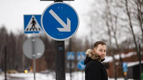 Liikenteenhallintapäällikkö Antti Savolainen on toiminut tehtävissään nyt puolentoista vuoden ajan.