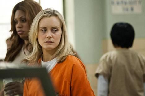 Netflix satsaa yhä enemmän omaan tuotantoon. Tätä edustaa muun muassa Orange is the new black -sarja.