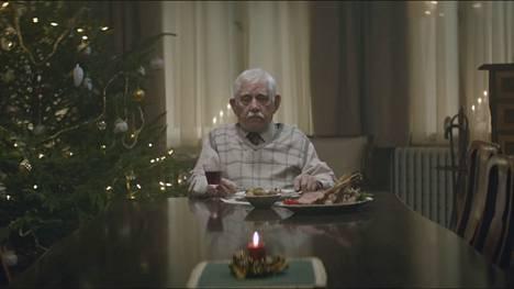 Edekan joulumainos herättää hilpeyttä maailmalla.