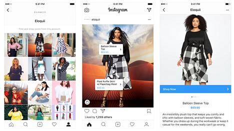 Facebook pyrkii saamaan lisää mainostajia Instagramiin uudella mainoslanseerauksellaan.