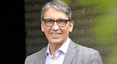 Kristillisdemokraattien ensimmäinen varapuheenjohtaja Sauli Ahvenjärvi.