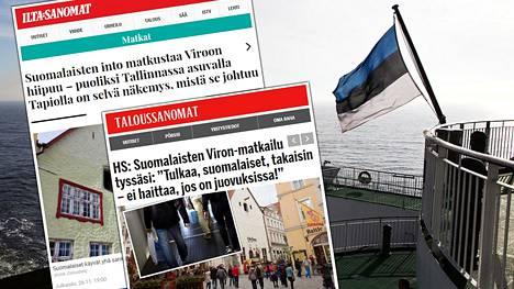 """Viro huolestui suomalaisturistien katoamisesta – IS:n lukijat haukkuvat """"ynseäksi"""": """"Jopa suomalaiset ovat heidän rinnallaan kohteliaita"""""""