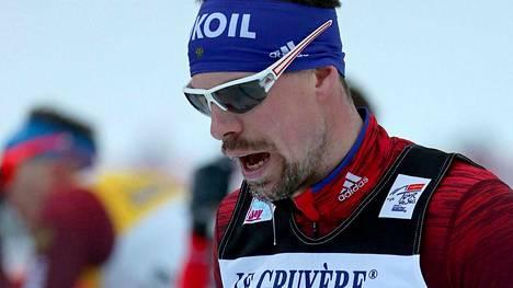 Huippuhiihtäjä Sergei Ustjugovia ei nähdä kilpailemassa Pyeongchangin talviolympiakisoissa.