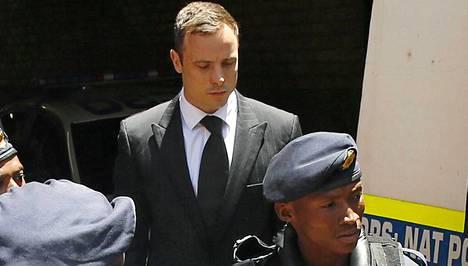 Oscar Pistorius sai viiden vuoden tuomion.