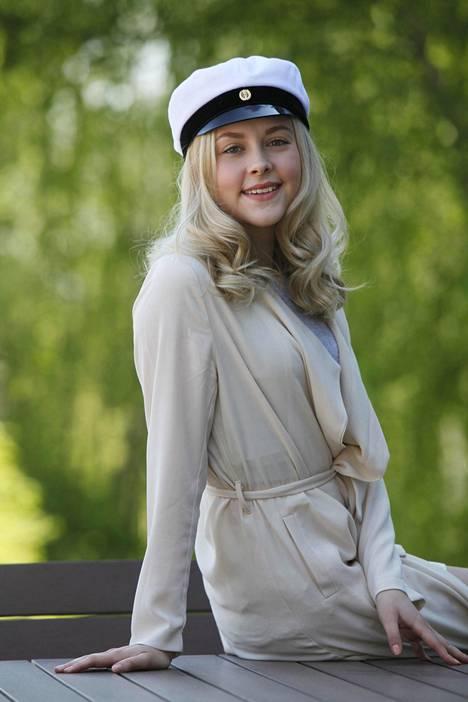 Amelie Blauberg