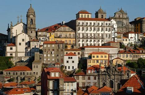 Porton vanhakaupunki on Unescon suojelukohde ja täynnä kaunista ajan patinaa.