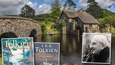 Legendaarisen, Taru sormusten herrasta -kirjasarjan tekijän J. R. R. Tolkienin tarina nähdään pian Dome Karukosken ohjaaman elokuvan muodossa.