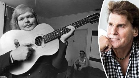 Kari Kuuva teki Frederikille tämän uran lähtölaukaukseen johtaneen hitin.