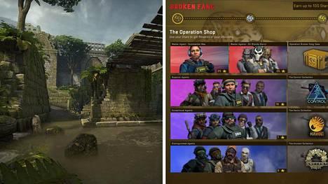 Counter-Strike sai jättipäivityksen – uusi lisäosa toi 6 karttaa, 2 pelitilaa ja paljon muuta