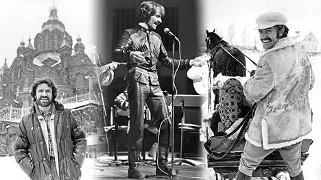 Viktor Klimenko oli karismaattisena esiintyjänä erittäin suosittu 1960- ja 1970-luvuilla.