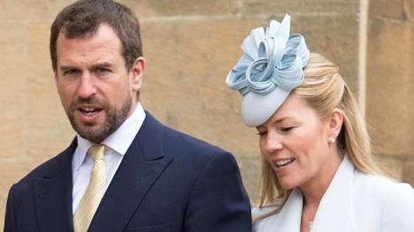 Peter Phillips ja hänen vaimonsa Autumn ovat päättäneet erota 12 vuoden avioliiton jälkeen.