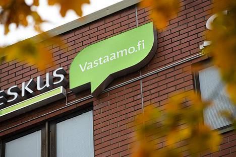 Psykoterapiakeskus Vastaamon Malmin toimipiste.