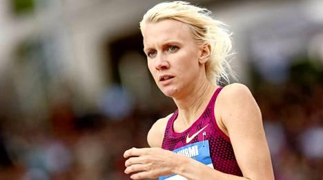 Sandra Eriksson kaunisteli ennätyslukemiaan myös sivulajissaan 800 metrillä.
