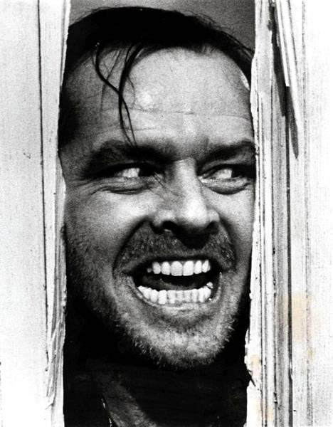 Jack Nicholsonin roolityö elokuvassa Hohto on ikimuistoinen.