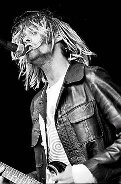 Syksyllä ensi-iltansa saavassa elokuvassa About A Son puhuu legendaarinen Nirvana-solisti Kurt Cobain.