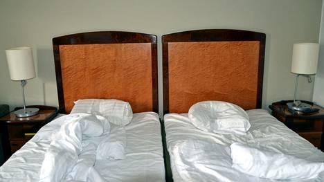 Hotellit ovat koronakriisin aikana täyttyneet kotimaisista vieraista.