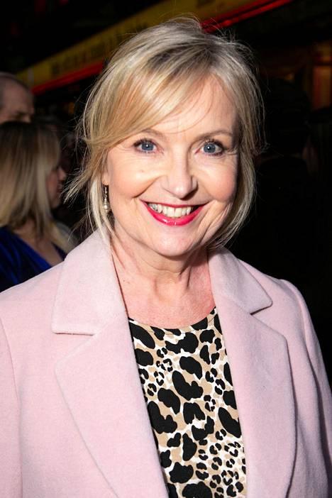 Carol Kirkwood on kertonut päivän säästä briteille jo 20 vuoden ajan.