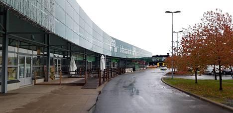 Ideapark avattiin Oulun Ritaharjuun viisi vuotta sitten.