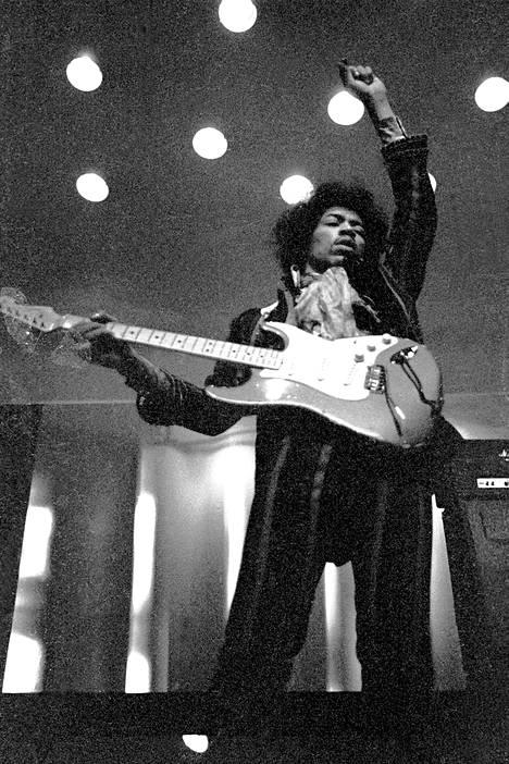 Rocklehti Rolling Stonen 2011 julkaiseman listan mukaan Jimi Hendrix on kaikkien aikojen paras kitaristi.