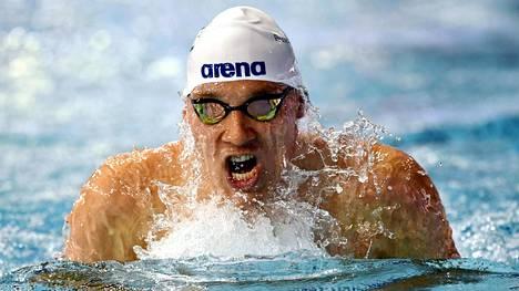 """Matti Mattsson välieriin EM-uinneissa: """"Viimeisellä 15 metrillä meinasi usko loppua"""""""