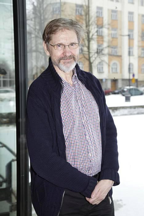 Asko Sarkola teki pitkään töitä Forssellin kanssa.