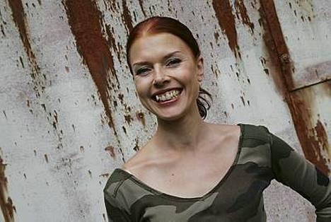 Reetta Ek on ommellut aiemminkin pukuja Linnan juhliin.