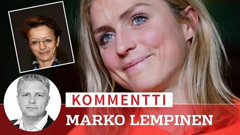 Sarah Lewisin johtama Kansainvälinen hiihtoliitto on tehnyt pahoja virheitä Therese Johaugin dopingtapauksessa.