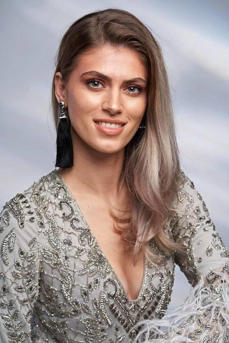 Albina Shabani.