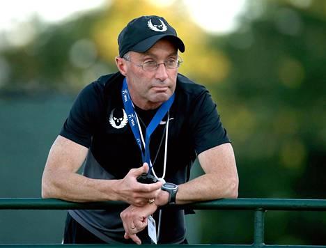 Monia huippujuoksijoita valmentanut Alberto Salazar sai syksyllä neljän vuoden toimintakiellon dopingrikkomuksesta.