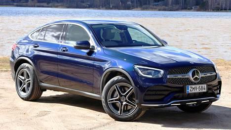 Mercedes-Benziä arvostetaan Suomessa.