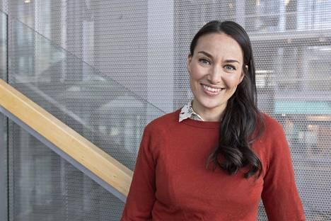 Salatuissa elämissäkin näytellyt Jasmin Hamid on ollut Helsingin kaupunginvaltuustossa vuodesta 2009 lähtien.