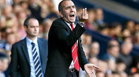 Sunderland antoi potkut päävalmentajalleen Paolo Di Caniolle.