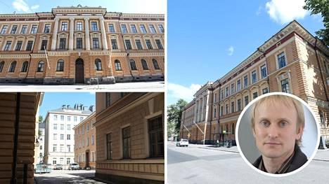 Samppa Lajusen sijoituyhtiö teki isot kaupat Helsingissä sijaitsevista arvorakennuksista.