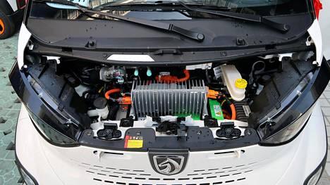 Kobolttia tarvitaan esimerkiksi sähköautojen akuissa.