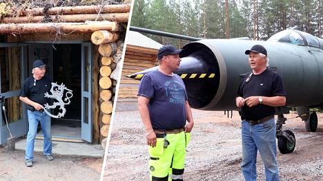 Suomalainen uusvanha korsuperinne kohtaa Parkanossa edesmenneen Neuvostoliiton ilmailuinsinöörien ylpeyden, pitkän linjan perinnehävittäjä Mikojan MIG-21:n.